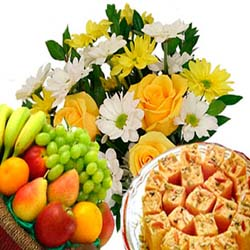 send flowers fruits and sweets to mysore