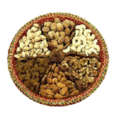 send dry fruits to mysore