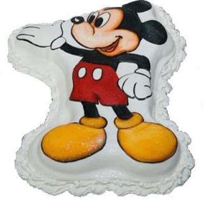 Send Mickey mouse cake to mysore