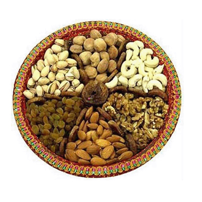 send assorted dry fruits to mysore
