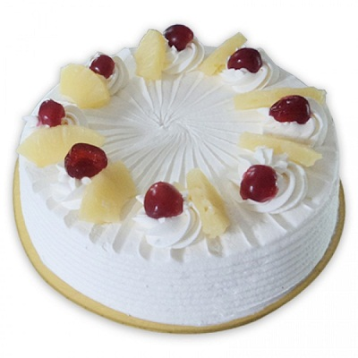 send Pineapple cake to mysore