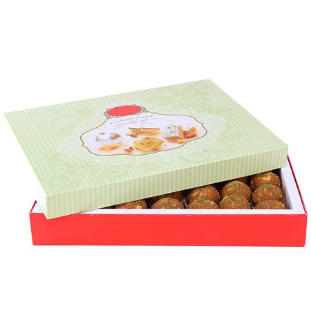 send Besan Laddu to mysore