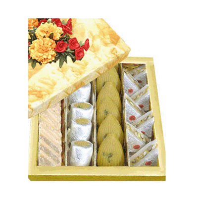 Send Valentines Day Sweets Online for her in India