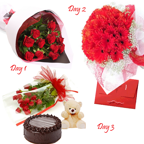 send Valentines day Surprise gifts to mysore